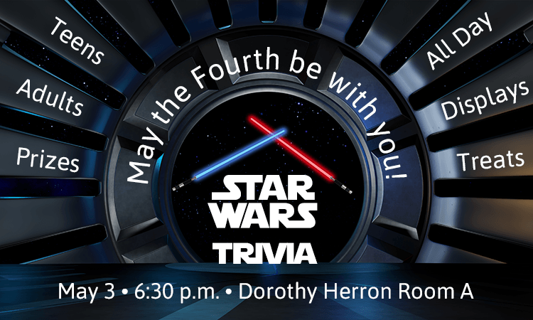 Star Wars Trivia, May 3, 2018
