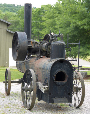 Portable Steam Engine