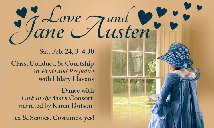 Love and Jane Austen