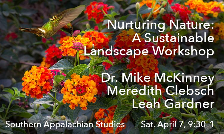 Nurturing Nature Workshop