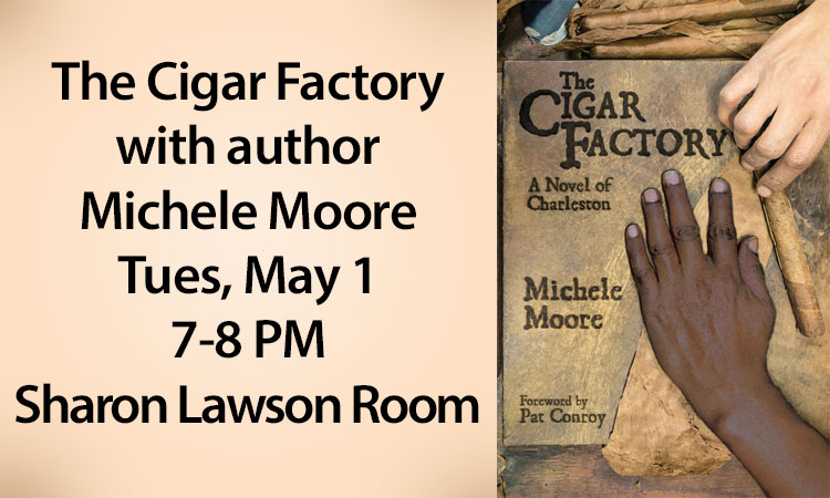 The-Cigar-Factory: A Novel of Charleston