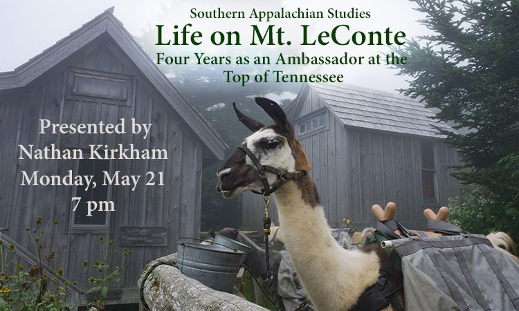 Life on Mt. LeConte with Nathan Kirkham